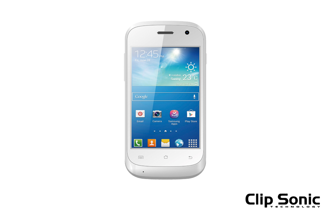 "Smartphone 3,5"" 3G sous Android 4.2.2 Clip Sonic"