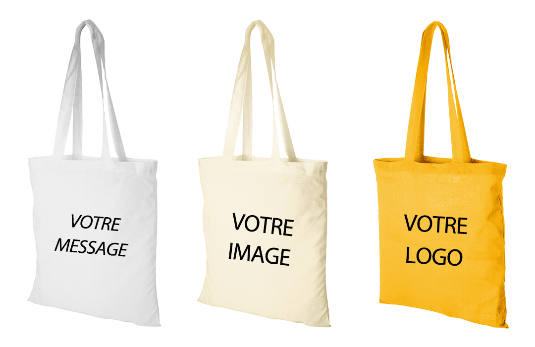 sac personnalis tote bag publicitaire pour salon congr s pas cher. Black Bedroom Furniture Sets. Home Design Ideas