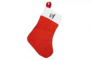 chaussette noel personnalis cadeau publicitaire pour entreprise pas cher. Black Bedroom Furniture Sets. Home Design Ideas