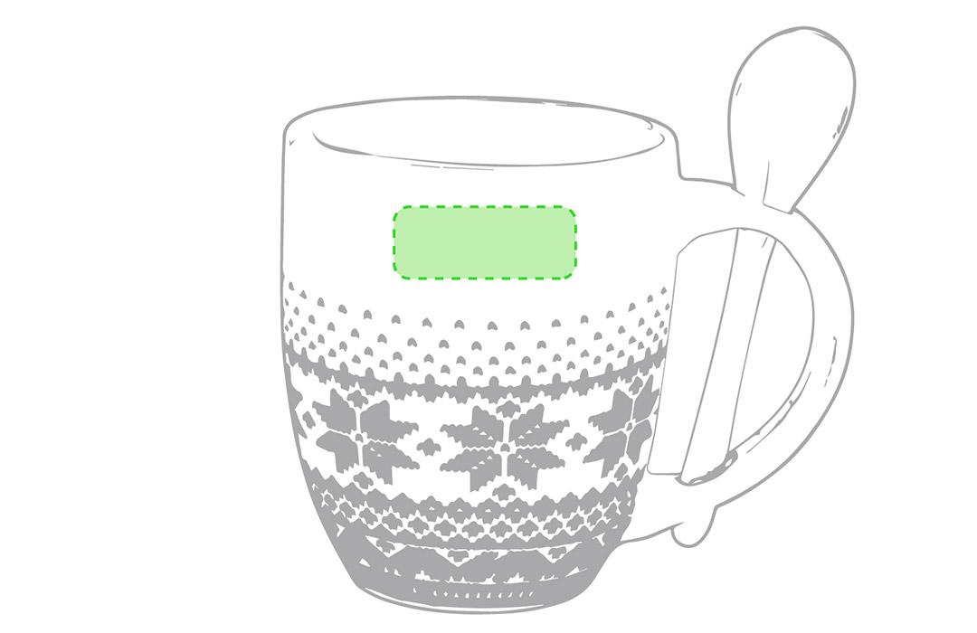 tasse mug de no l personnalis e cadeau publicitaire pour entreprise pas cher. Black Bedroom Furniture Sets. Home Design Ideas