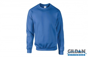 Sweat publicitaire discount couleur 50% coton & 50% polyester