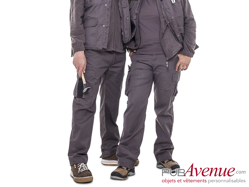 Pantalon de travail personnalisé