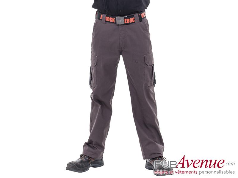 Pantalon de travail publicitaire