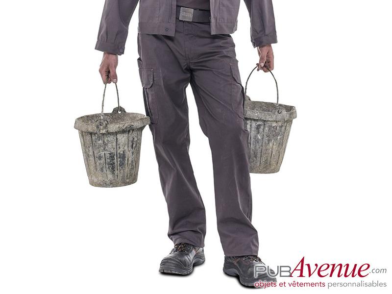 Pantalon personnalisable de travail
