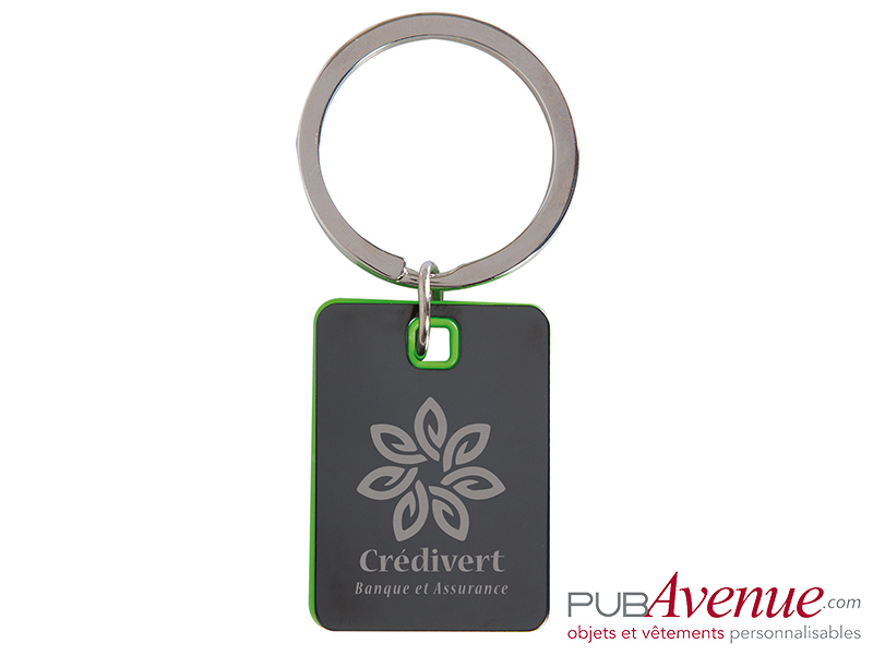 Porte-clés personnalisé en express