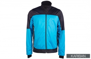Veste Softshell bicolore triple couche Kariban 250 gr/m²