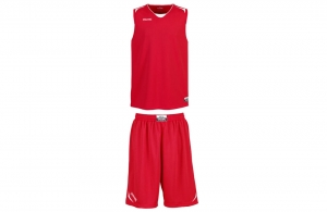 Lot de 12 tenues de basket-ball Spalding tout inclus