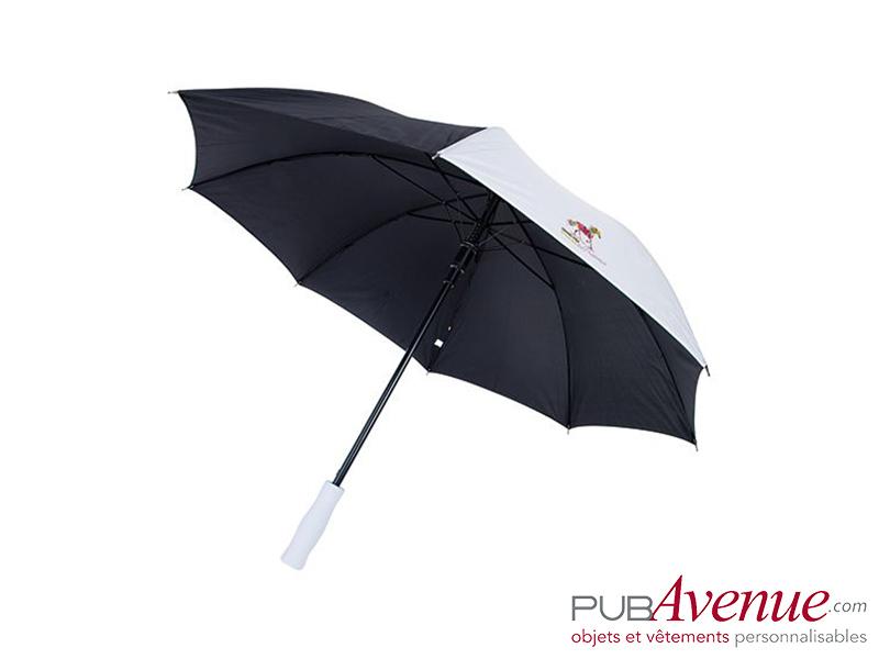 Parapluie personnalisé en express