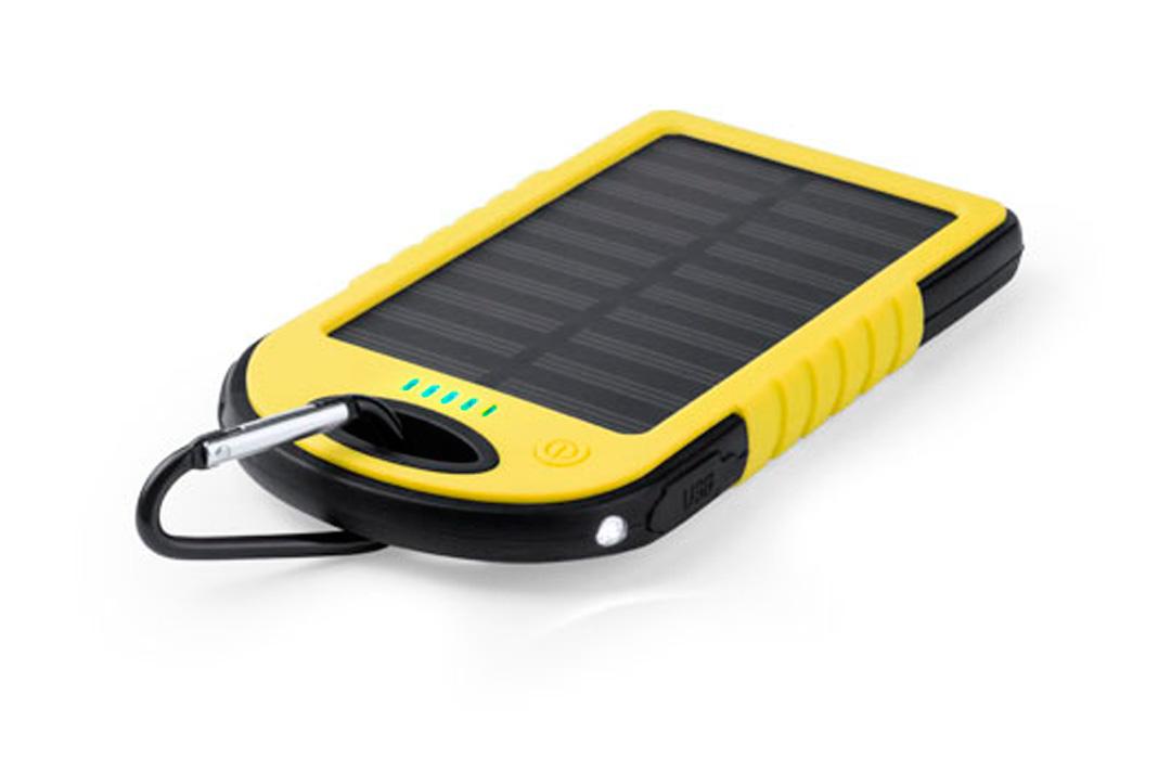 batterie de secours solaire 2600 mah personnaliser avec logo pas cher. Black Bedroom Furniture Sets. Home Design Ideas