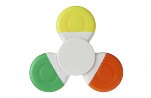 Surligneur anti-stress hand spinner personnalisable