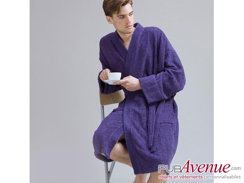 Peignoir personnalisable kimono