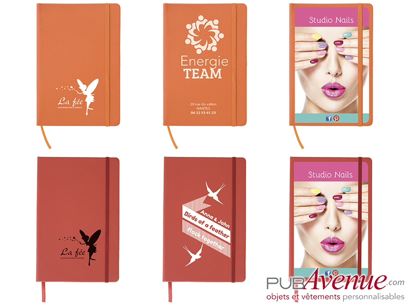 Bloc-notes en express personnalisable