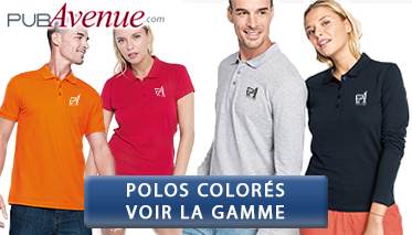 polo personnalisable