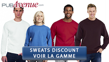 pull personnalisable pas cher